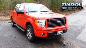 2014 Ford F-150 STX Crew Cab #46121 - YouTube