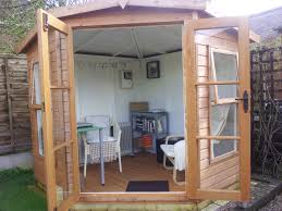summer house office. Summerhouse Completed Summer House Office O