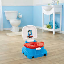 Fisher Price Thomas Friends Thomas Railroad Rewards Potty Potty Seats Smyths Toys Uk