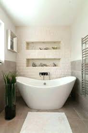 4 bathtub photo 4 of sax tub 4 small freestanding tub with transitional soaking bathtubs bathroom