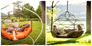 funky outdoor furniture. Country Living Outdoor Furniture This Funky Swing Is The Ultimate Way To Relax Summer . T