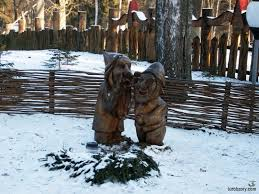 Картинки по запросу беловежская пуща резиденция деда мороза зимой