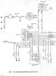 wiring diagrams turn signal hazard