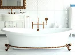 glaze bathtub cost how much does it cost to refinish a bathtub