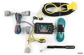 jeep grand cherokee wiring kit harness curt mfg  jeep grand cherokee trailer wiring kit 1994 1998 by curt mfg 55349