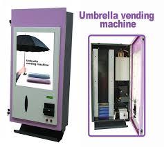 Umbrella Vending Machine Uk Mesmerizing Umbrella Vending Machine COKSV48 By Pingyang Corking Import
