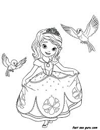 Jasmine Printable Coloring Pages Free Printable Coloring Pages