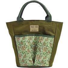 garden bag. William Morris Honeysuckle Garden Bag - Briers 1 2