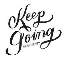 Keep Going Quotes Extraordinary Keep Going Via Tumblr On We Heart It