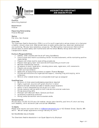 Accounting Clerk Job Description Resume Best Of Cute Account Payable
