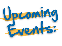 Image result for upcoming events clipart