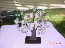 Hallmark Family Tree Photo Display Stand HALLMARK FAMILY TREE PHOTO DISPLAY STAND WITH 100 FRAMES Antique 35