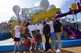 water works carnival cruise line news