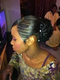 Coiffure De Mariage Coiffure Afro Portail De La Coiffure