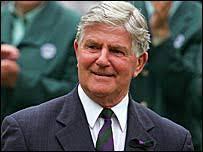 Alan Mills. Mills was tournament referee at Wimbledon from 1982 to 2005 - _44724146_mills203