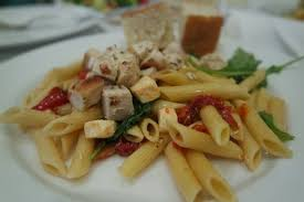 barilla sharethetable penne pasta recipe finished on plate
