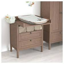 Sundvik Changing Table Classy Chest Of Drawers Grey Brown Review Related To Best Height Pictures Pad