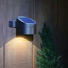 best solar garden lights. Solar Powered Lights For Garden Impressive Wall Mounted Lighting . Best