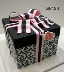 Gift Boxes With Lids Decorative
