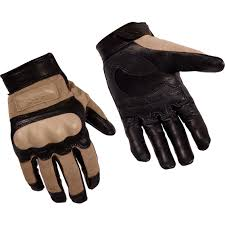 Wiley X Gloves Size Chart Wiley X Cag 1 Fr Combat Glove Coyote Brown Gloves