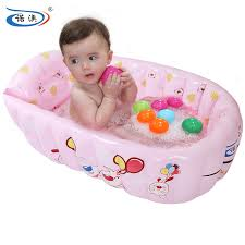 get ations snow australia new folding inflatable bath tub baby bath tub baby bath tub insulation fangshuai