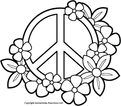 A Flower Coloring Page Avusturyavizesiinfo