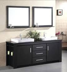 2 sinks in bathroom lovable 2 sink vanity inch modern double vessel sink vanity espresso finish 2 sinks in bathroom