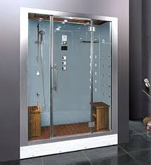 EAGO Platinum DZ972F8 Steam Shower Enclosures, Ariel Platinum DZ972F8 Steam  Shower unit.