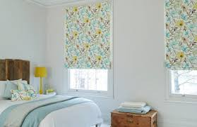 roman blinds bedroom. Contemporary Bedroom Origins Citrine Roman Blind Bedroom With Blinds Bedroom I