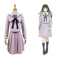 Noragami Height Chart Details About Fantasy Manga Noragami Hiyori Iki School Uniform Cosplay Costume Outfit Dress
