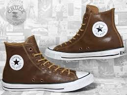 converse chucks hi leather wheat brown converse chuck taylor brown aesthetic converse sneakers