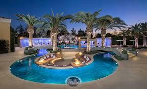 Luxury Pool Designs Luxury Backyard Pool Design Interior Design