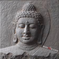 ... Relief Kepala Budha Batu Alam Merapi Ukuran 50×50 ... - relief-kepala-budha-batu-alam-candi-merapi