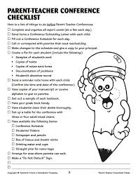 parent teacher conference letter to parents examples report card comments and parent conferences made easy