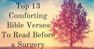 Prayer Before Surgery Quotes Magnificent Top 48 Comforting Bible Verses To Read Before A Surgery