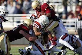 Boston College Depth Chart For N C State Game Bc Interruption