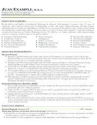 Best Marketing Resumes Product Marketing Management Resume Marketing ...