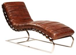 Mortise & Tenon Custom Furniture Store - West Los Angeles Leather Curved  Chaise - Indoor Chaise