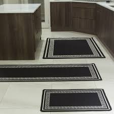 Non Slip Rugs For Kitchen Black Kitchen Rugs Rugs Ideas