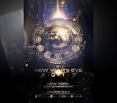 New Year Flyers Template Epic New Year Flyer Template