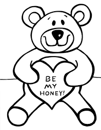Small Picture Amazing Teddy Bear Coloring Pages 71 6974