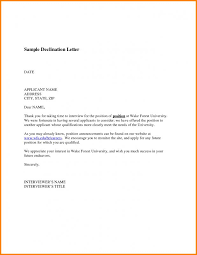 Sample Cover Letters For Job Applications