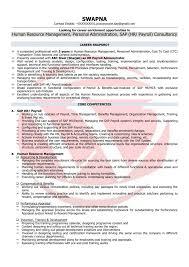 Wonderful Human Resources Generalist Resume Summary Contemporary