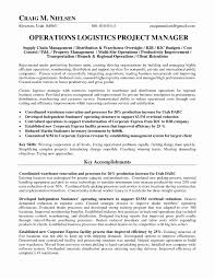 Quality Manager Resume Best Of 30 New Project Manager Job Cover
