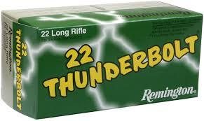 22 Thunderbolt Remington