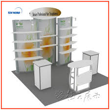 Product Display Stands For Exhibitions Hire Exhibit Stand By Detian DisplayExhibition Booth Cntractor 10