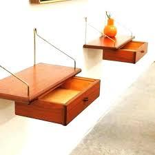 teak floating shelf mid century modern floating shelves curated teak mid century wall shelving danish teak