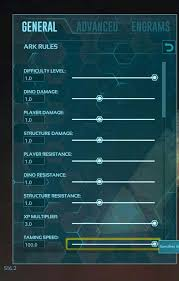 Boosted Settings Tips Wiki Ark Survival Evolved Amino