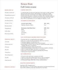 Skills For Call Center Agent Resume Kordurmoorddinerco Impressive Call Center Skills Resume