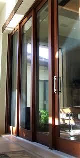 9 foot sliding glass door